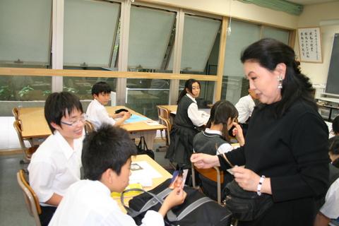 夢実習 小野 日佐子さん 夢プロジェクト推進部 ...